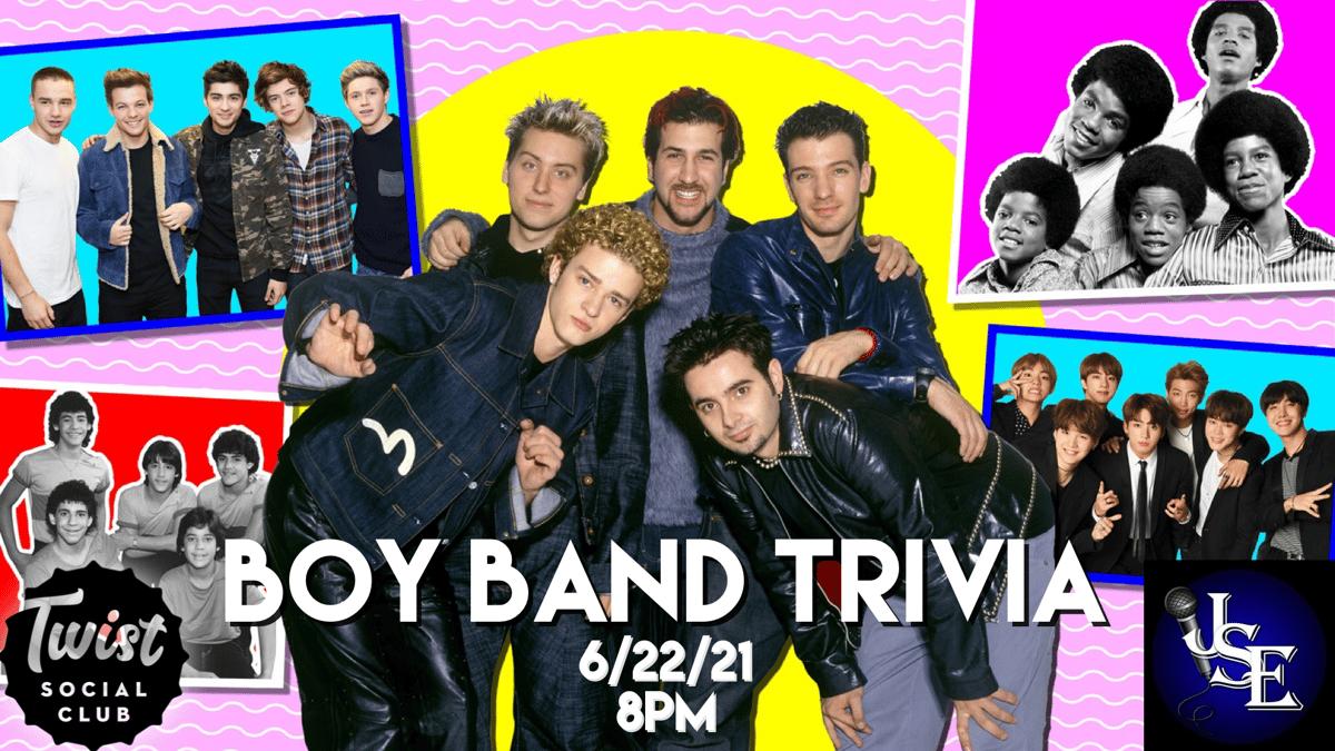 Boy Band Trivia