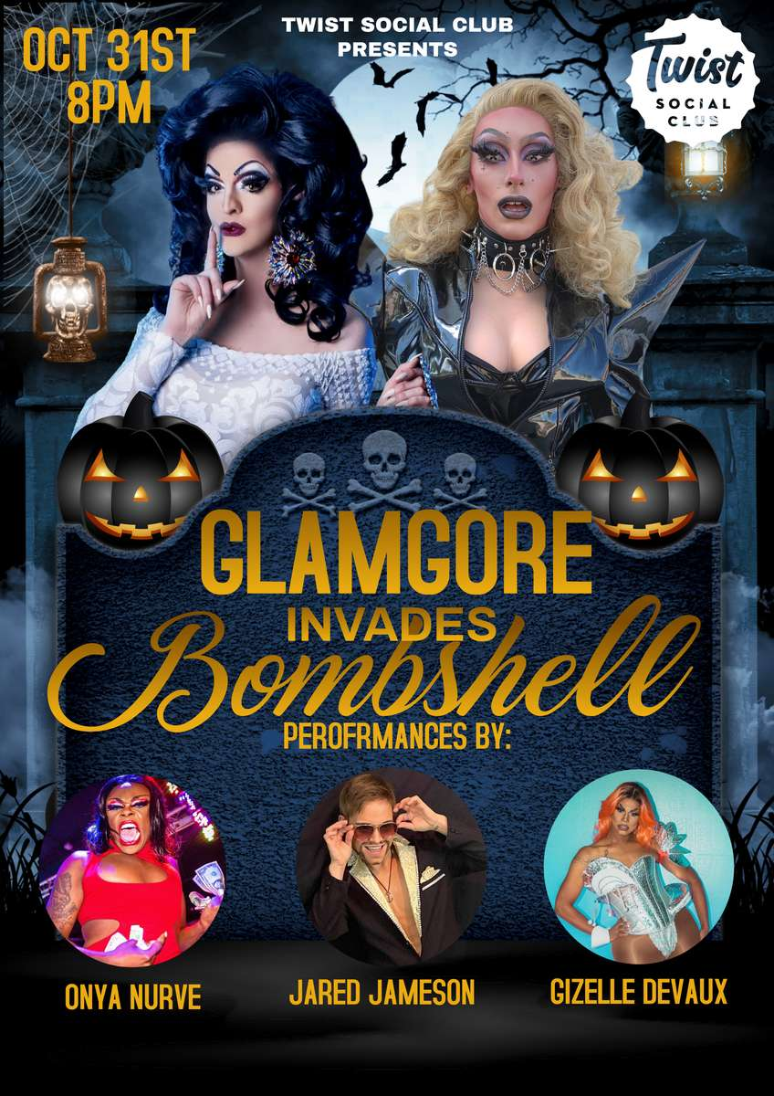 Glamgore invades Bombshell