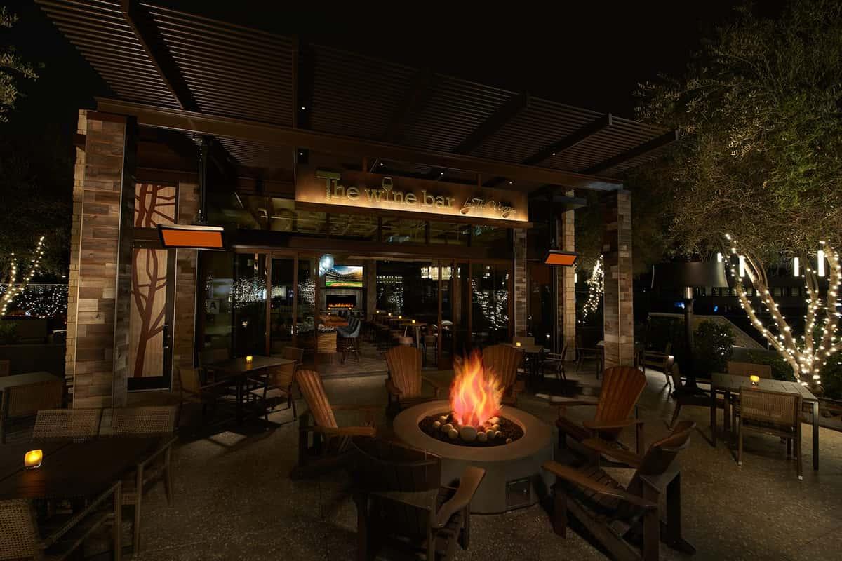 The Wine Bar La Jolla