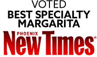 Best Specialty Margarita Phoenix New Times