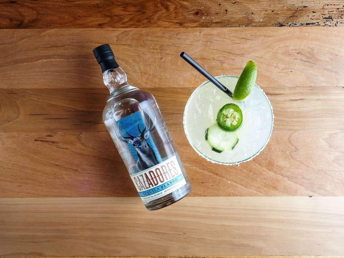 Jalapeno & Cucumber Margarita