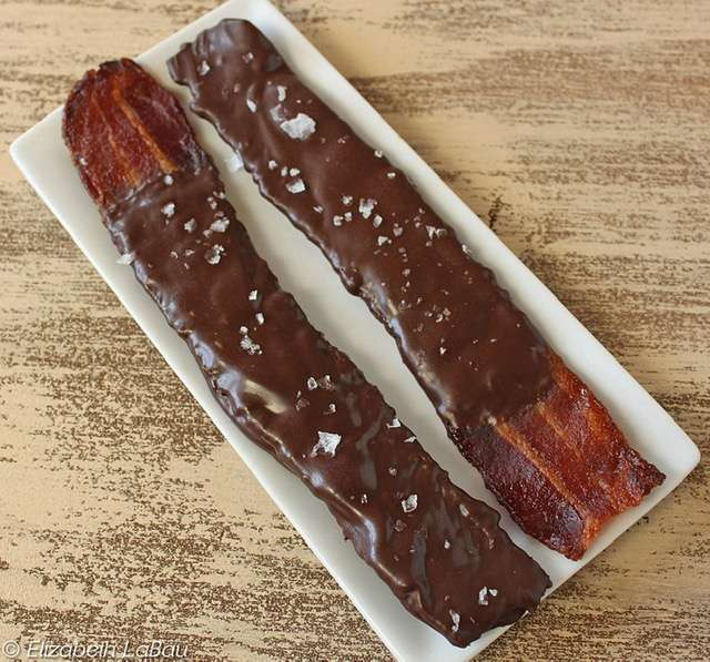 Cayenne Chocolate Covered Bacon