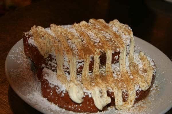 Crème de la Crème French Toast