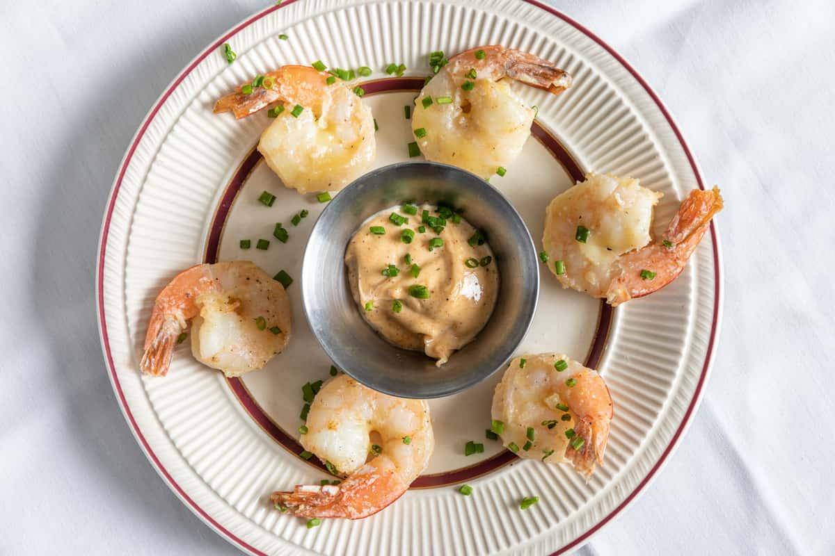Grilled Shrimp (6)