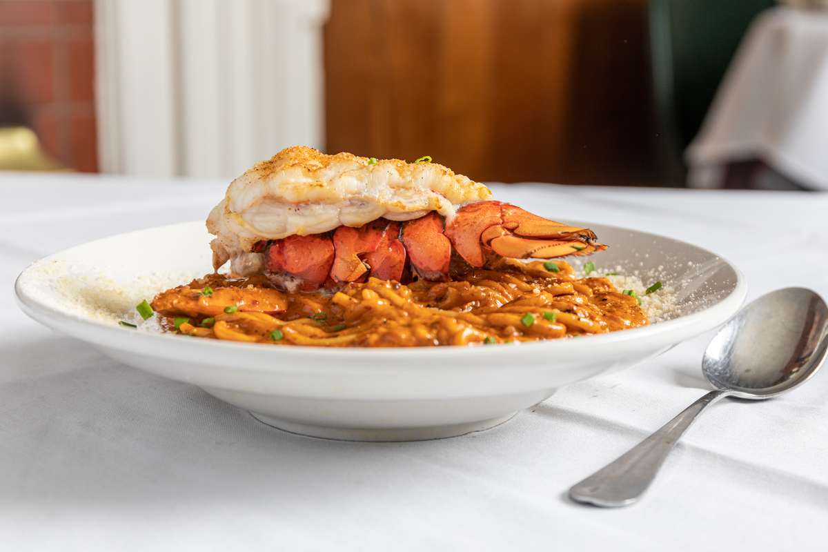 Seafood Diablo