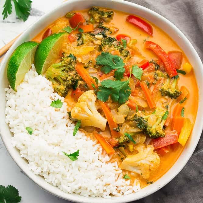 Thai Curry Lobster