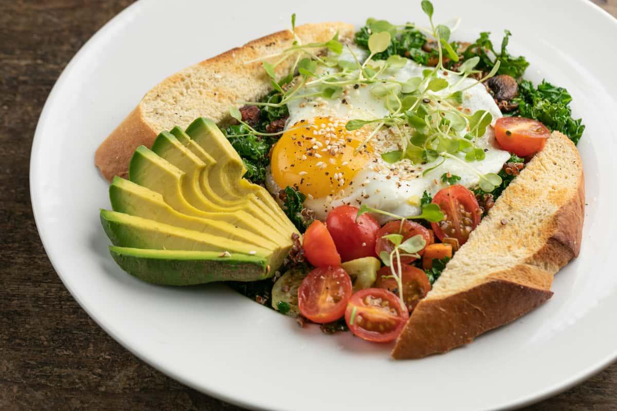 Sunrise Breakfast Bowl