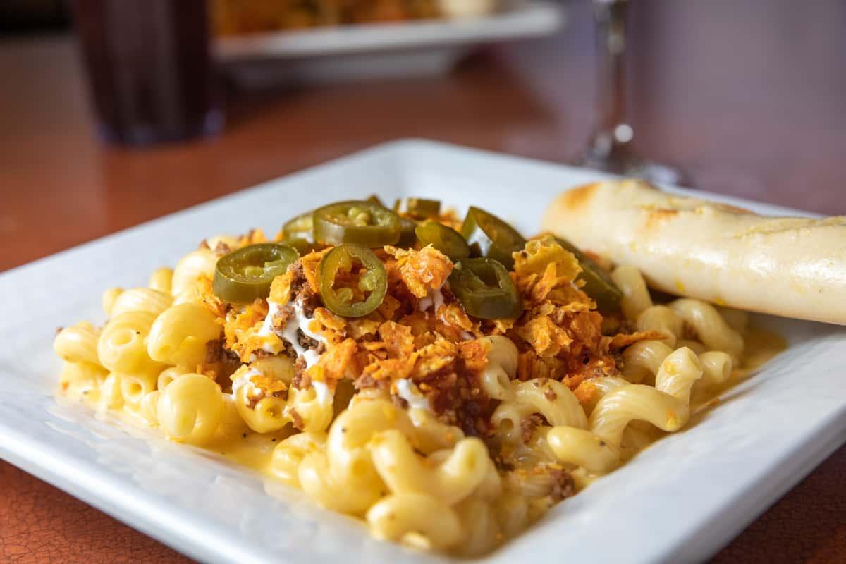 Southwest Mac & Cheese