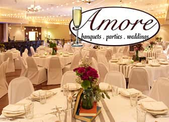 Amore Banquet Hall