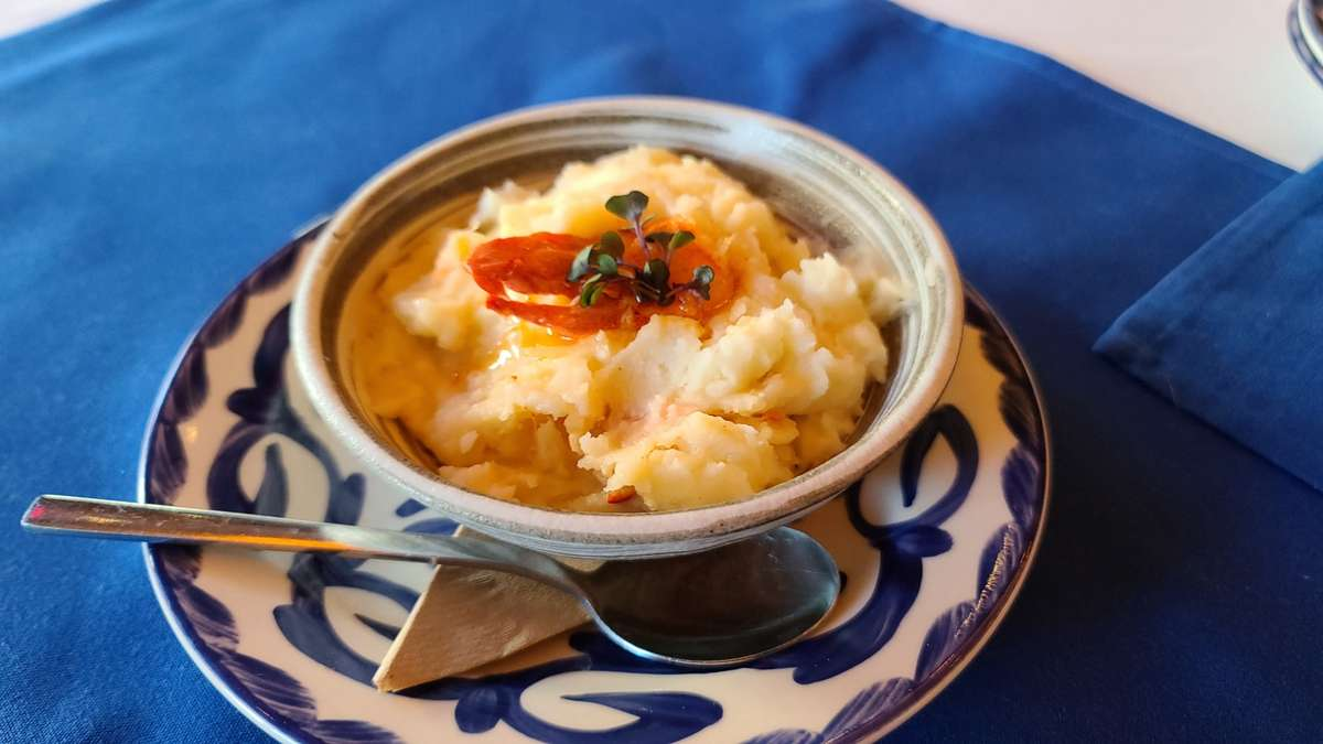 Lobster Mashed Potato