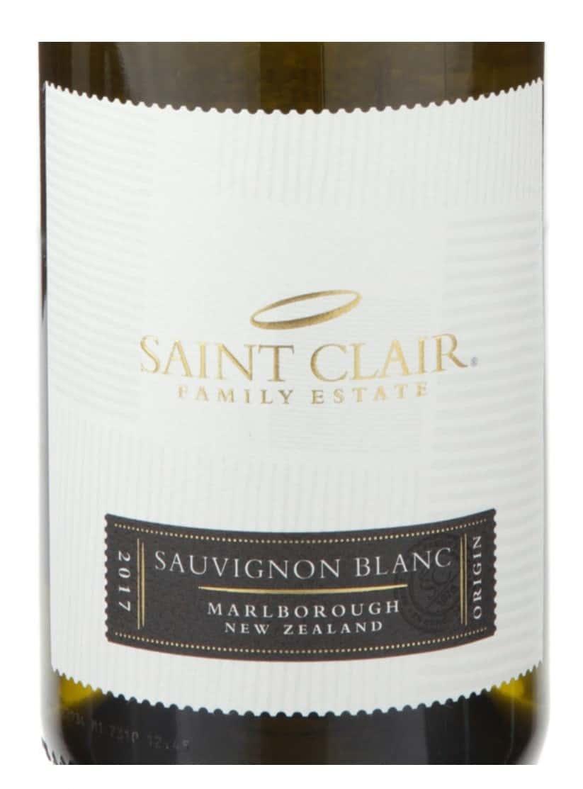 Saint Clair, Sauvignon Blanc