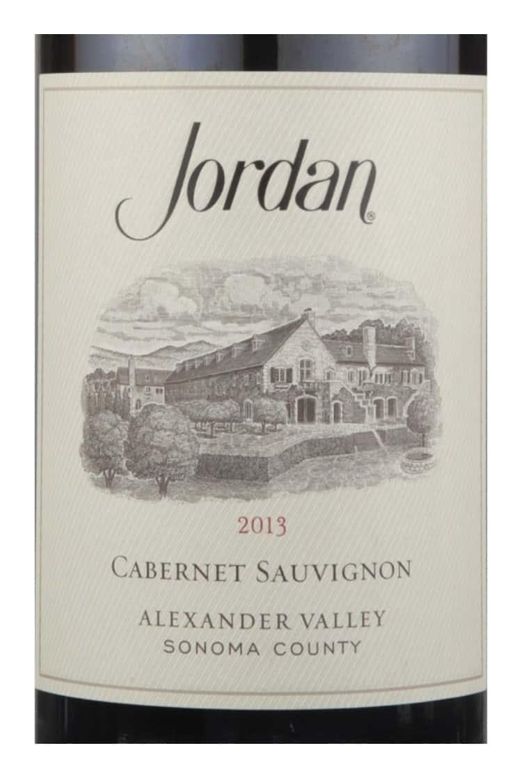 Jordan, Cabernet Sauvignon