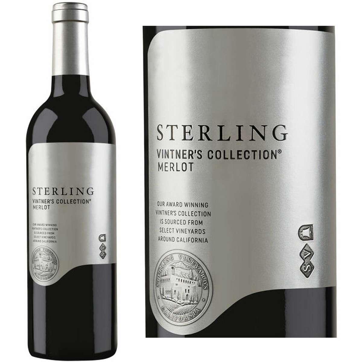 Sterling Merlot