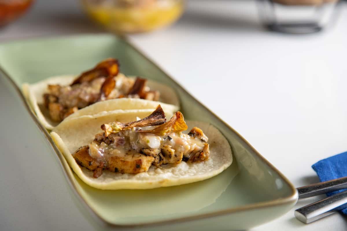 Pollo Street Tacos