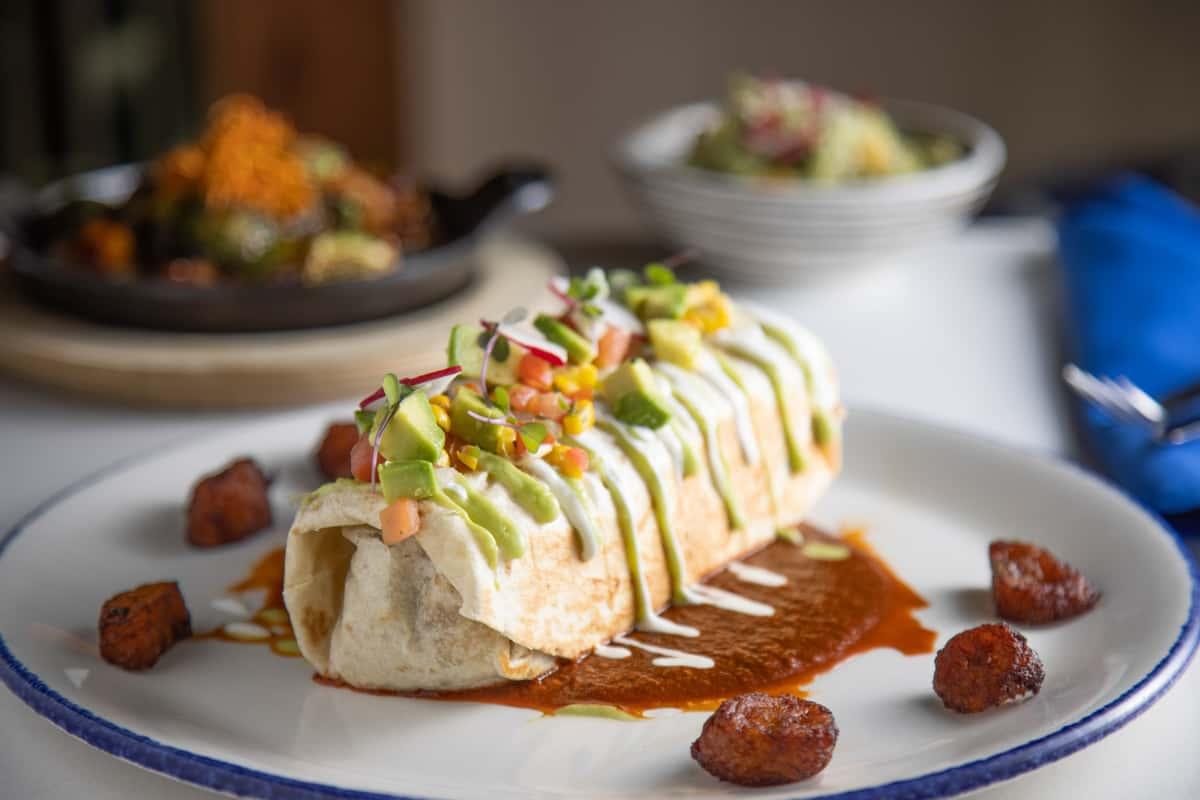 Burrito - Pollo a las Brasas