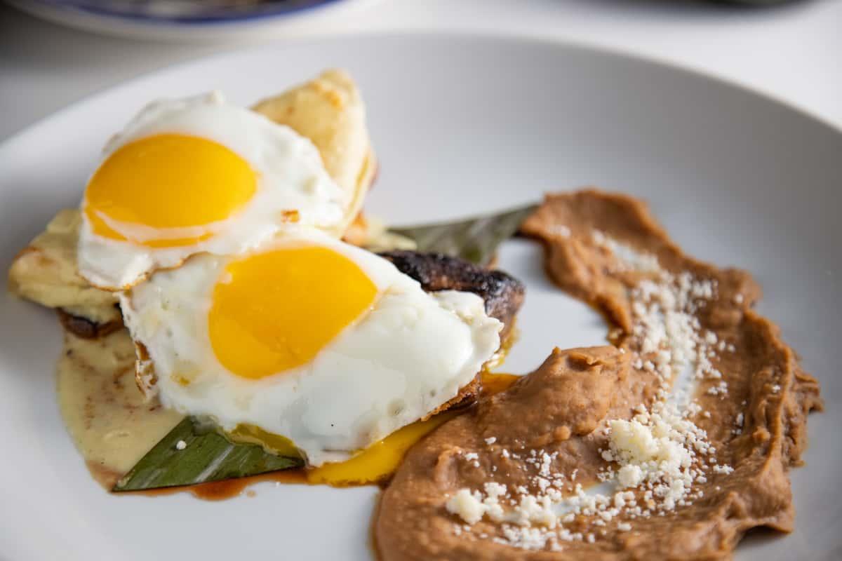 Arrachera & Eggs