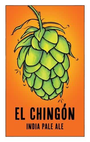 Draft El Chingon IPA