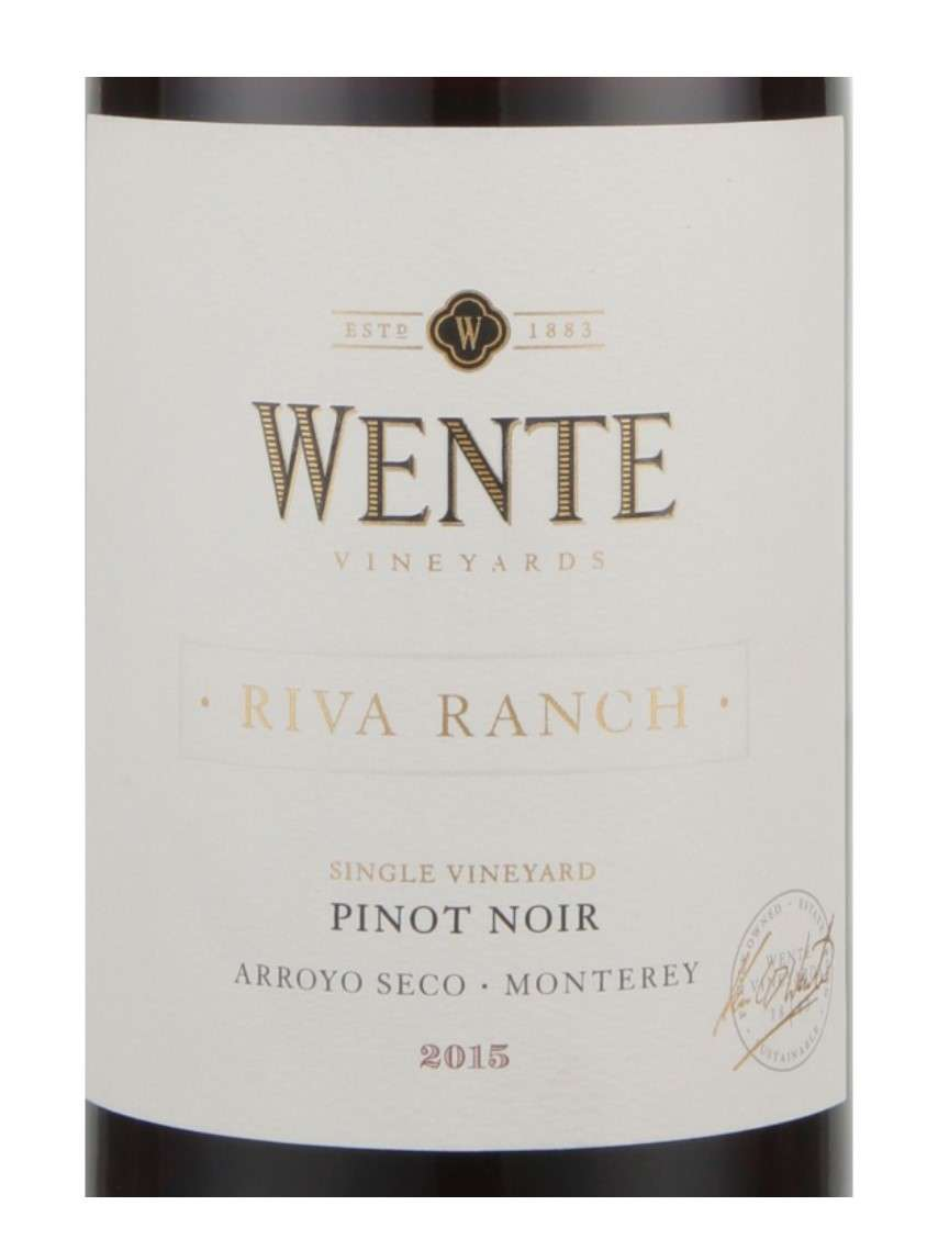 Wente Riva Ranch, Pinot Noir