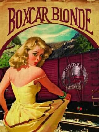 Boxcar Blonde