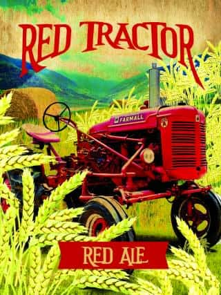 Red Tractor Ale