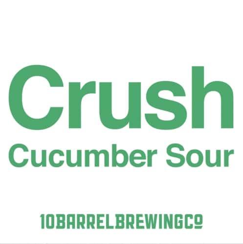 10 Barrel Cucumber Crush