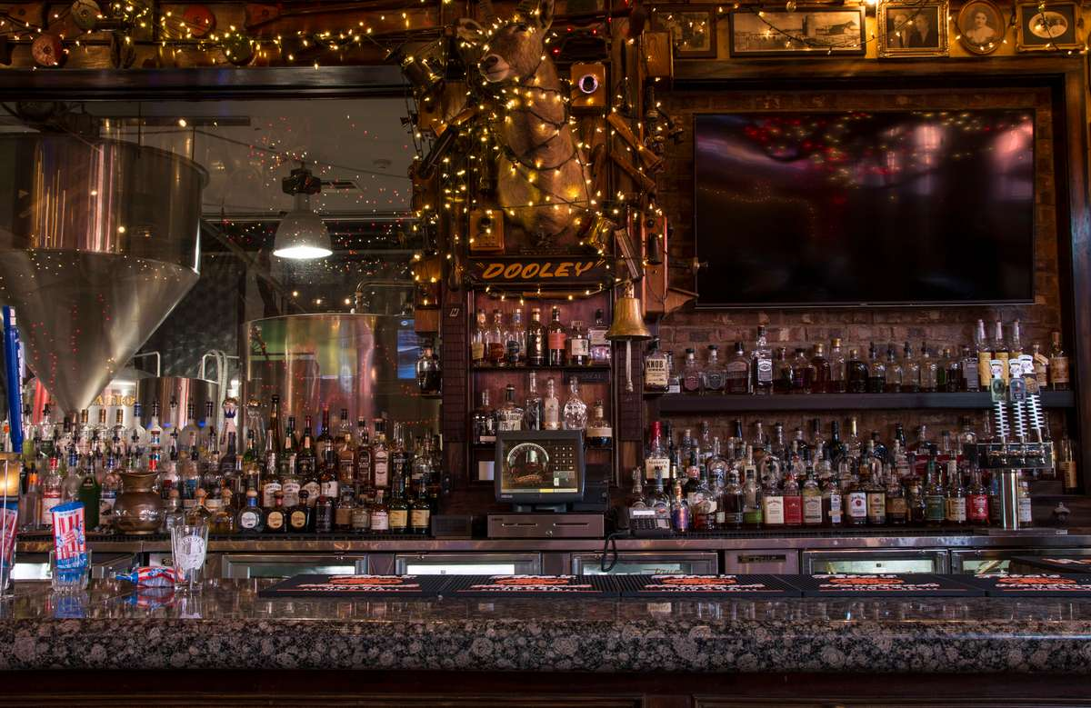photo of bar