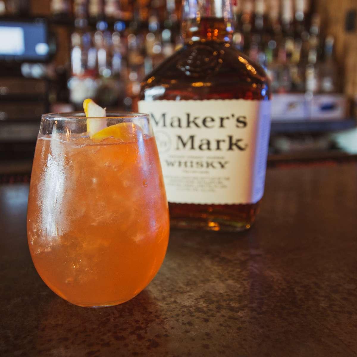 Bourbon Spritz