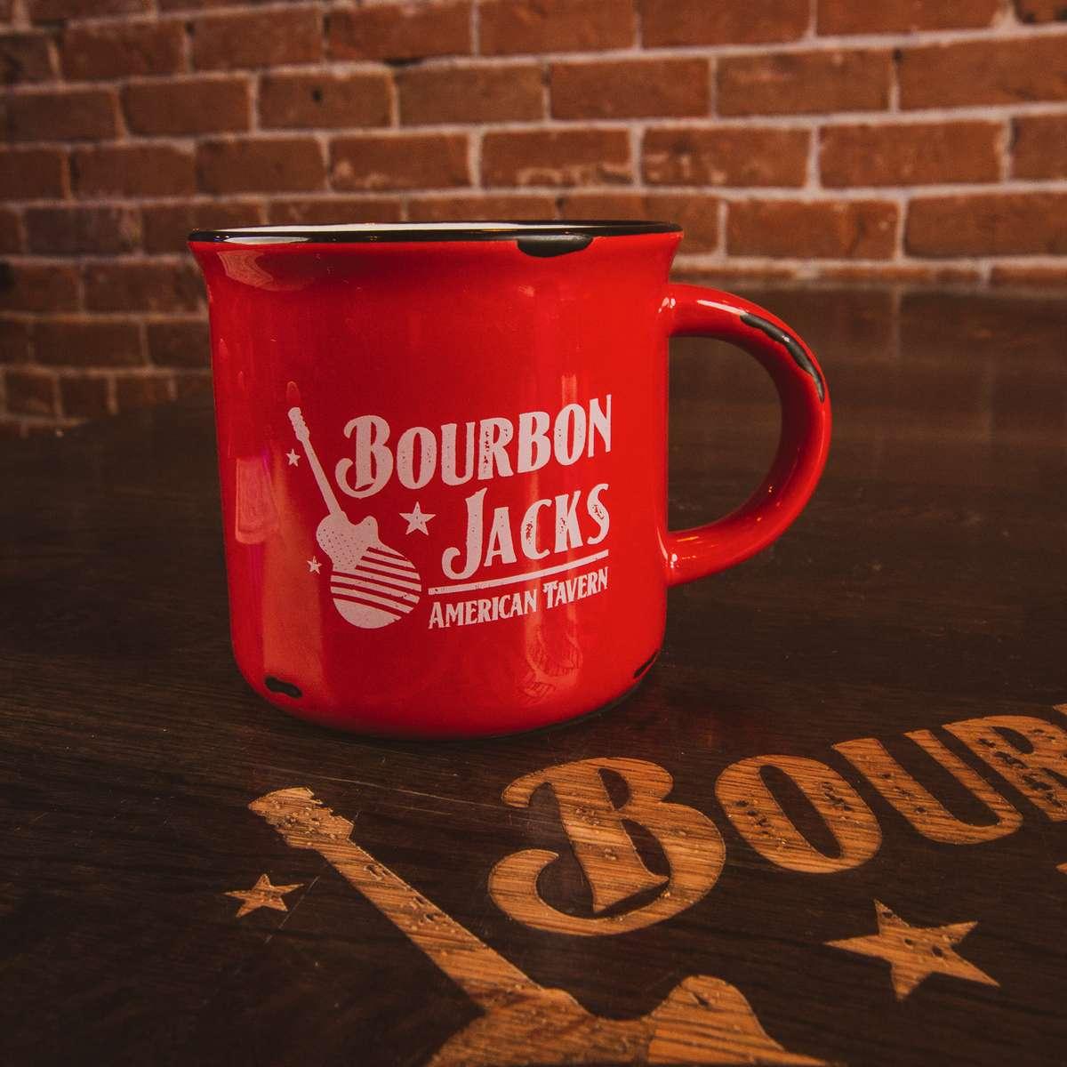 Bourbon Jacks Mug