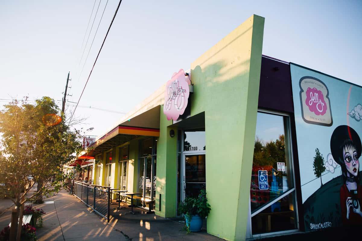 Jelly U Cafe