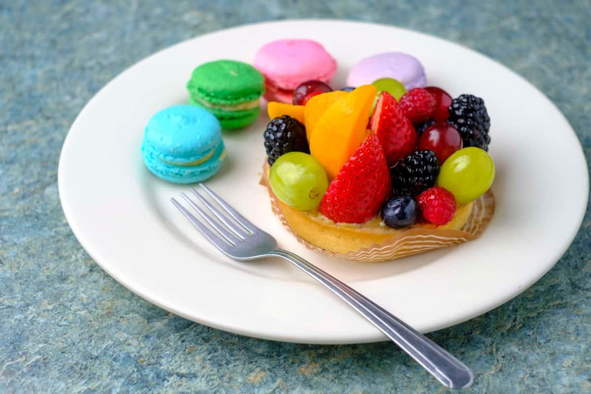 Assorted Fruit Tartelette