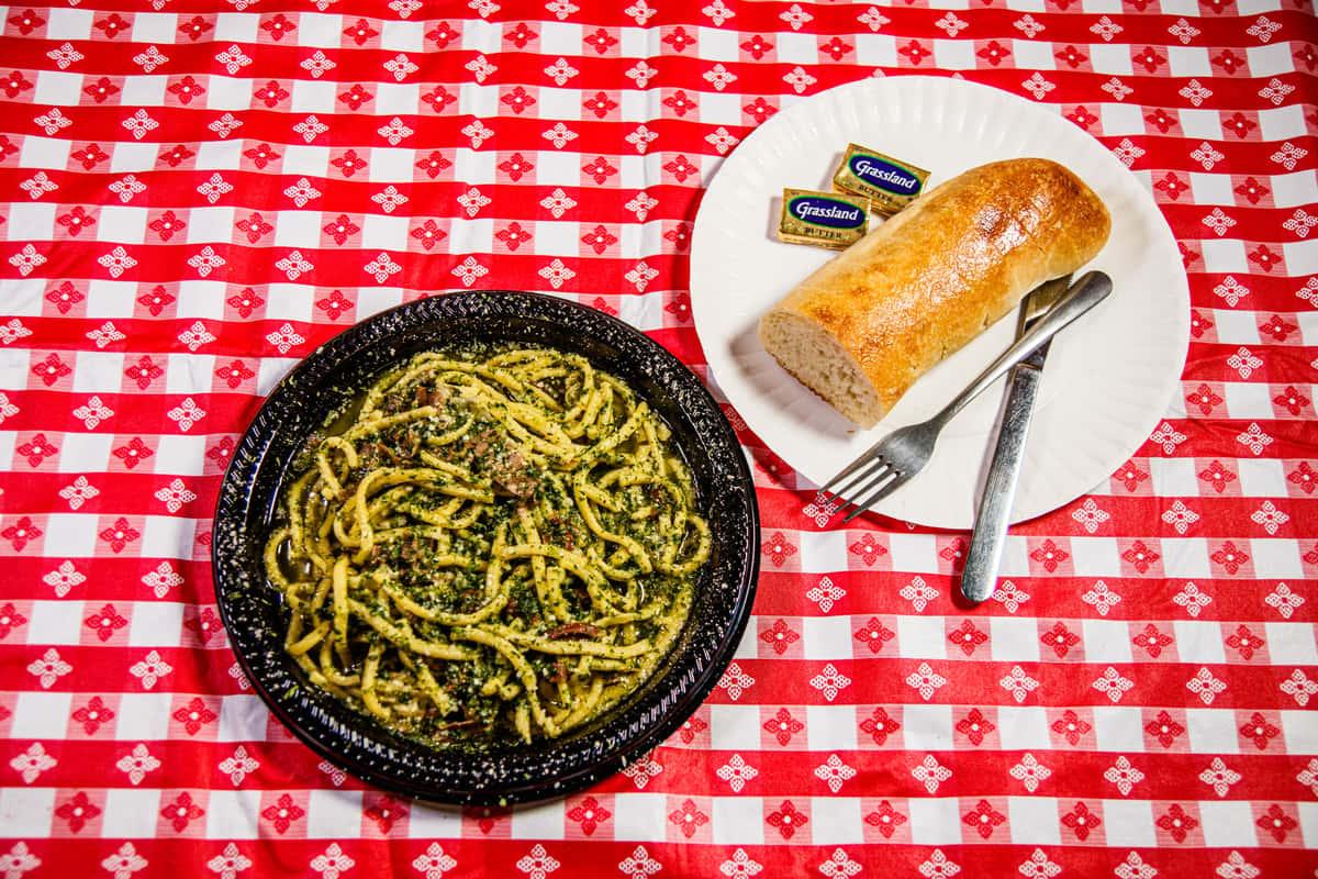 Homemade Craft Pasta