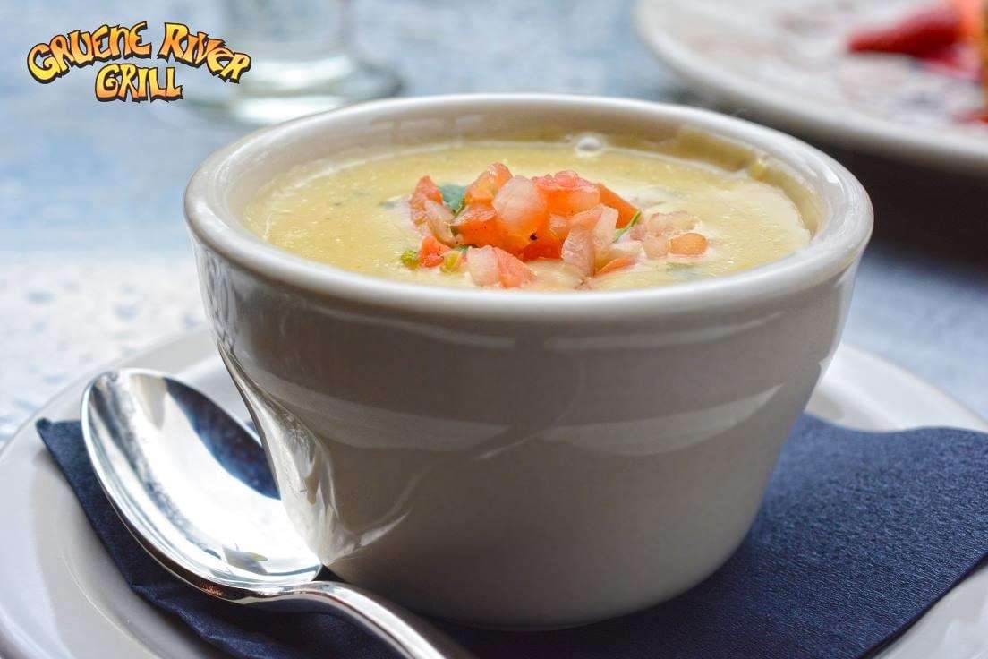 Jalapeño Crawfish Chowder