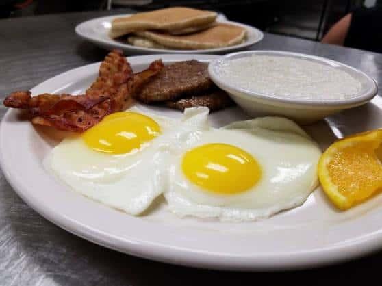 Station Breakfast