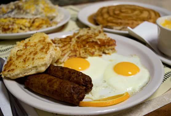Depot Breakfast