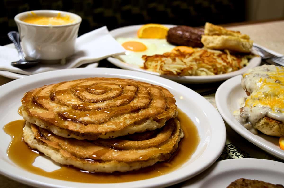 cinn pancakes