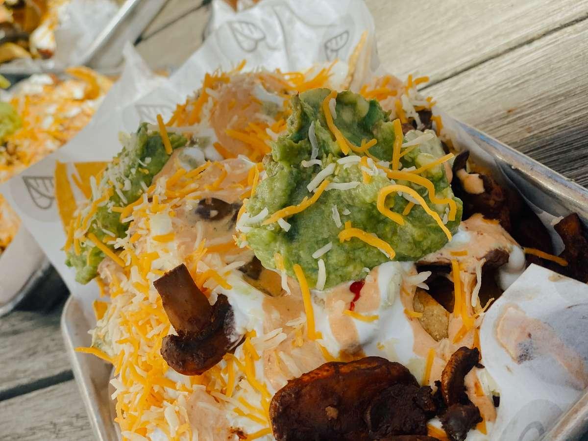 Veggie Nachos *New Ingredients*
