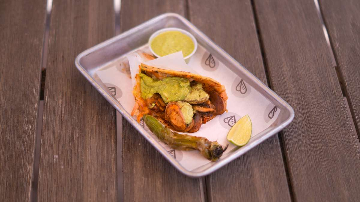 Veggie Quesadilla