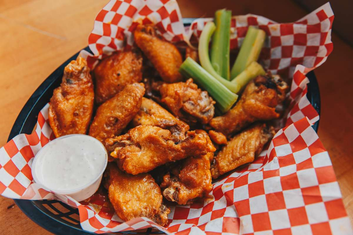 Jack's Famous Chicken Wings