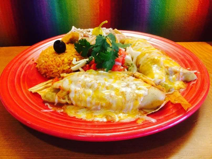 Inside Out Tamales