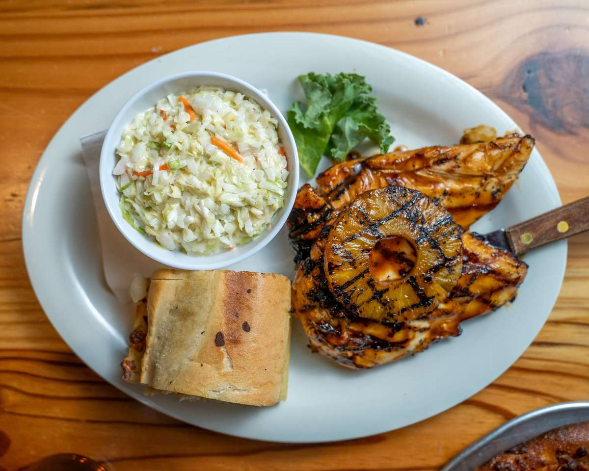 Teriyaki Chicken Dinner