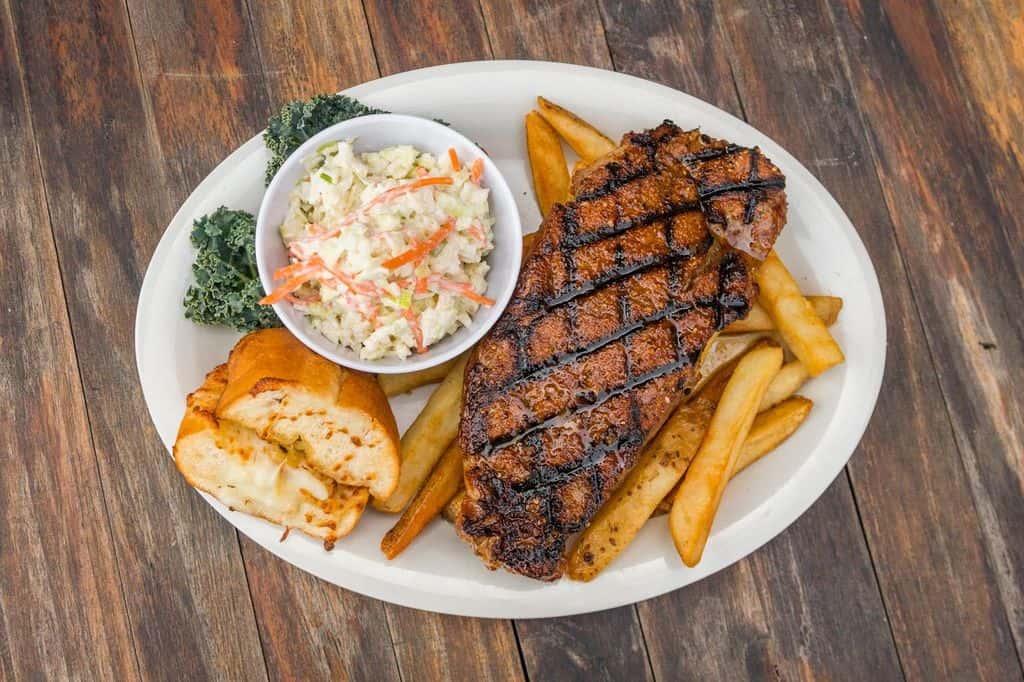 Steak Night - 12oz. Strip Steak Dinner