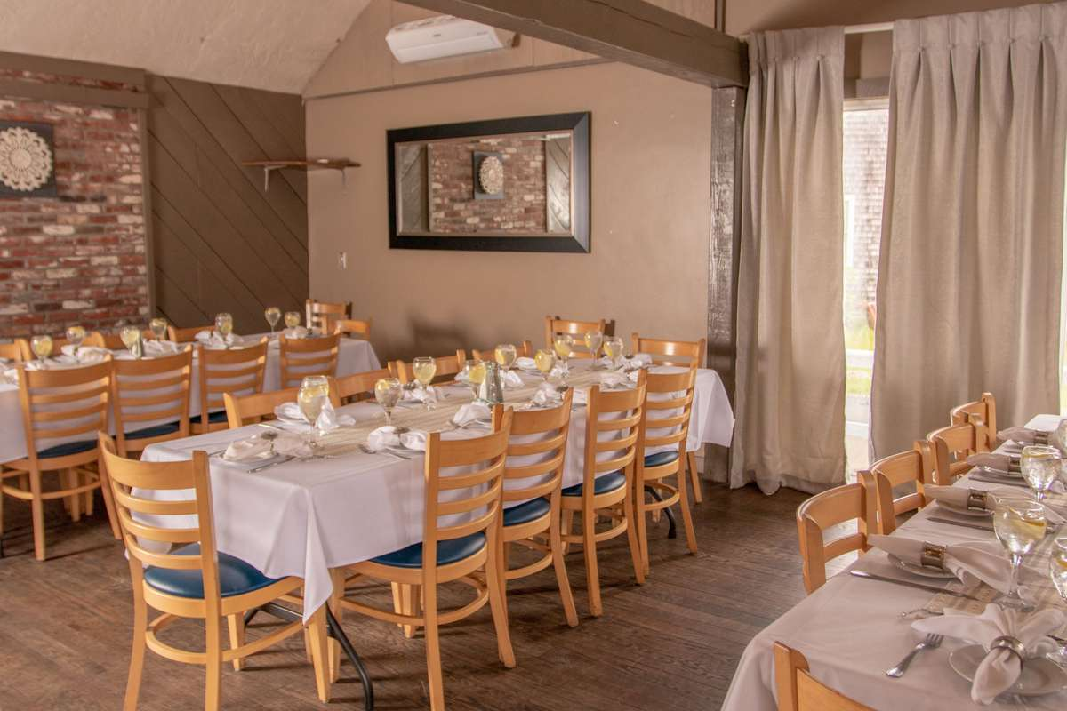 function room interior