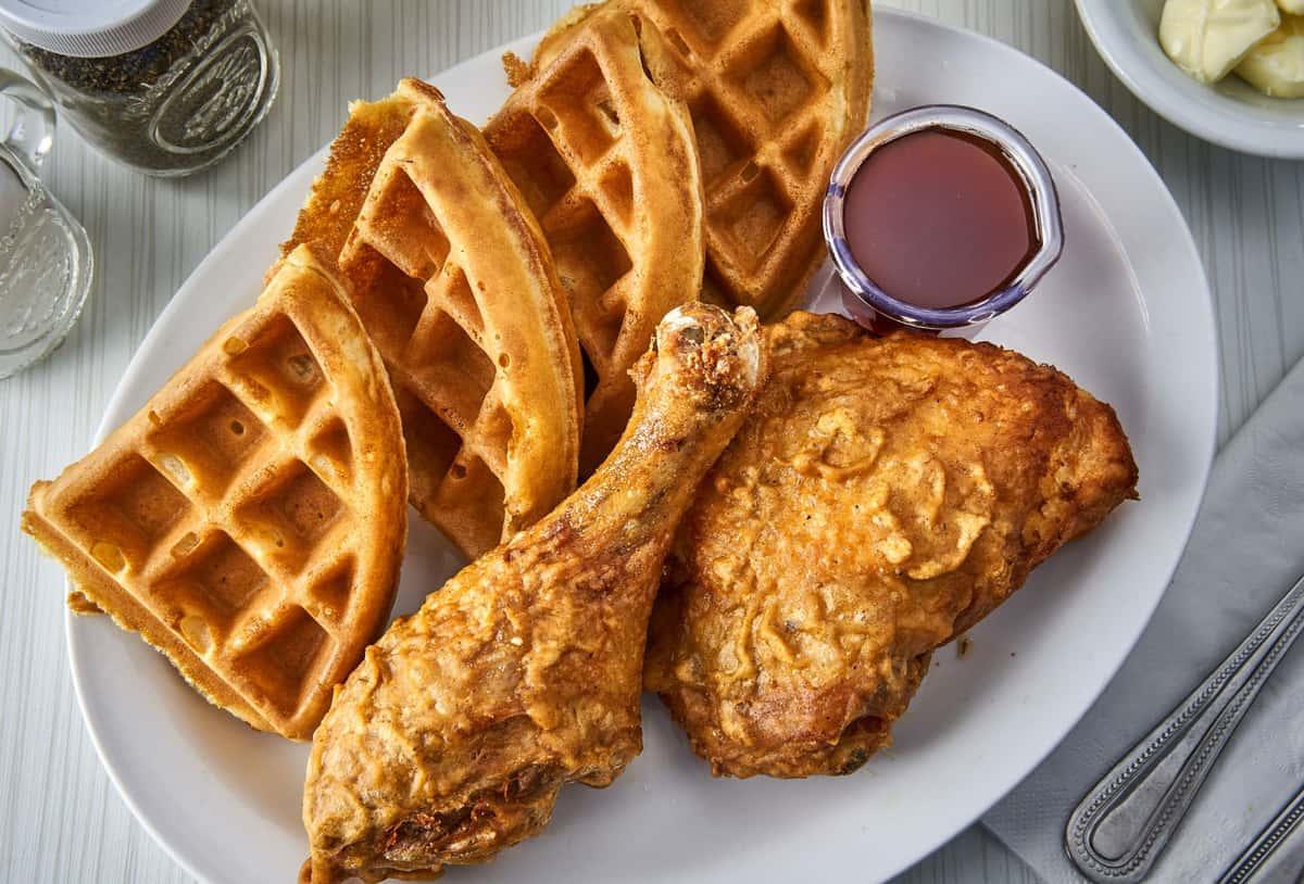 Chicken & Waffles*