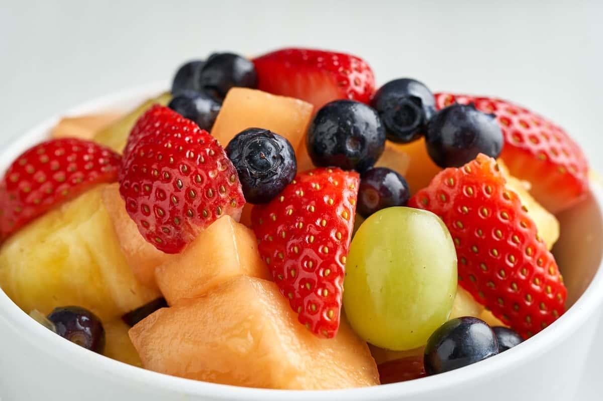 Mason's Fruit Bowl