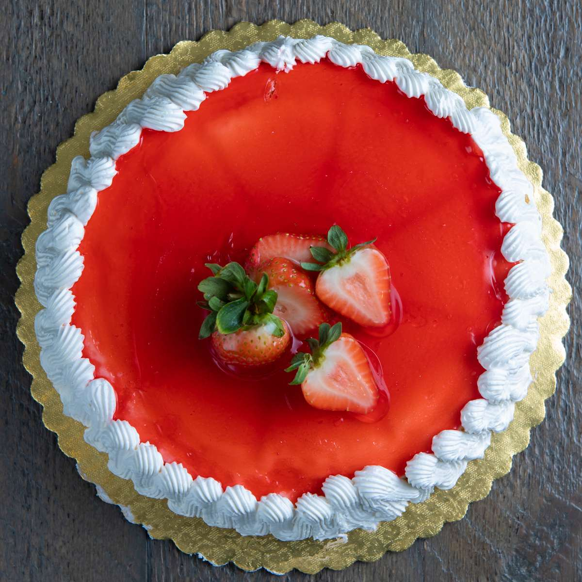 Cheesecake 8'