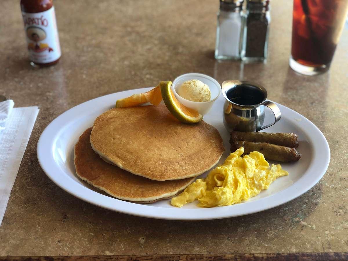 Full Stack Pancakes