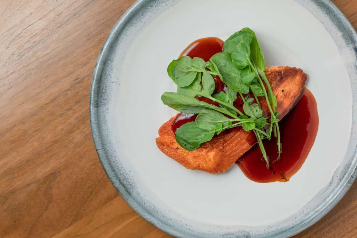 New Zealand Ora King Salmon