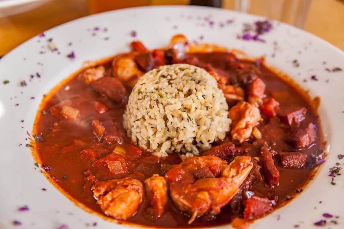 Creole Style Jambalaya