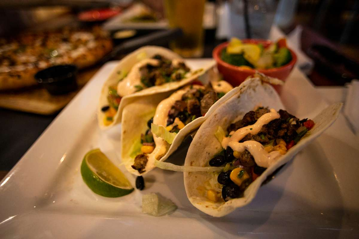 Johnny Street Steak Tacos