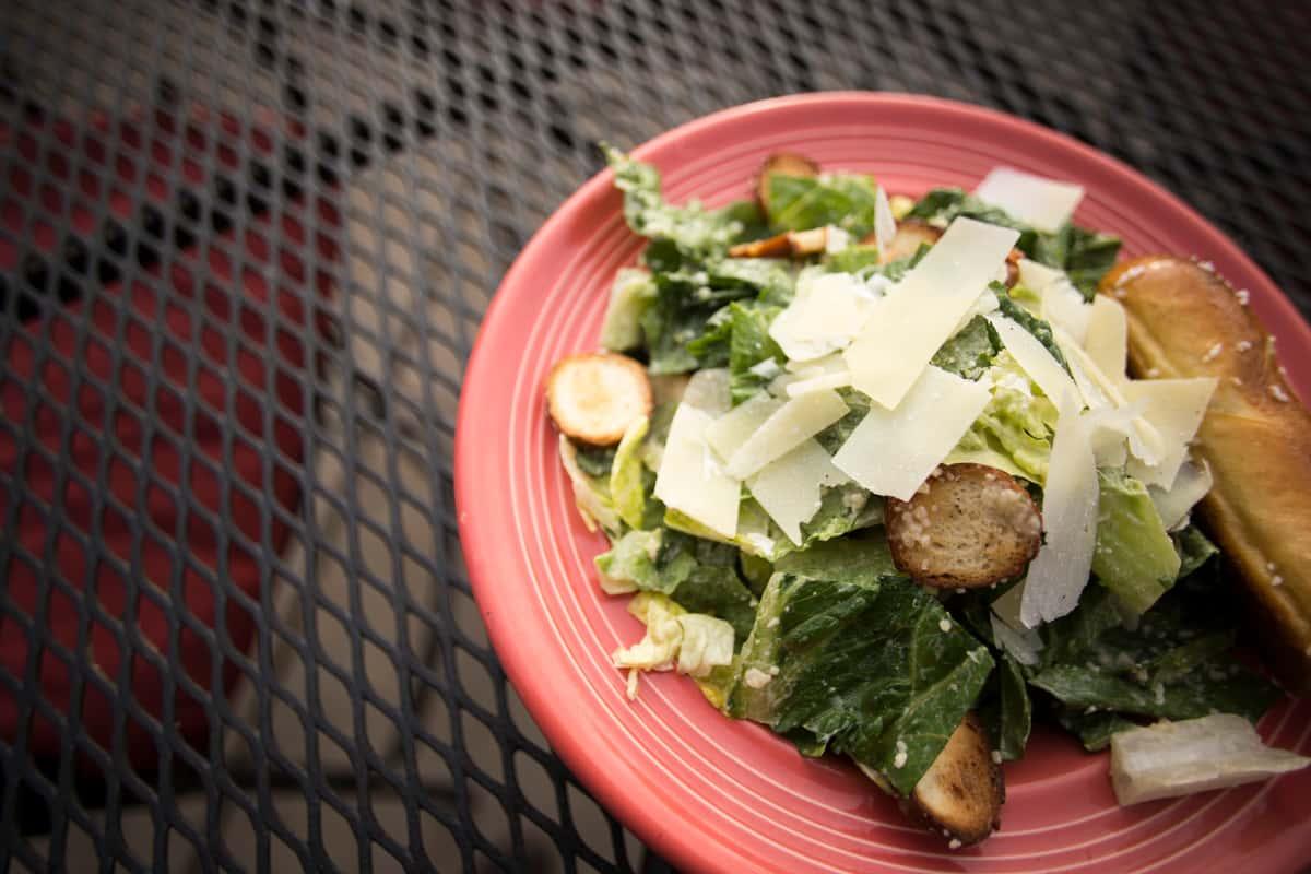 Old World Caesar Salad